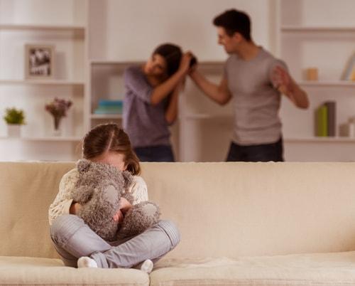 Huishoudelijk geweld