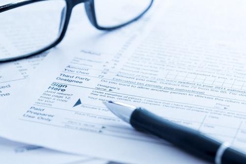 aangifte erfbelasting