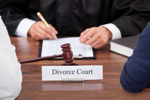 scheiden rechter