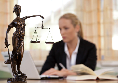 jurist ontslag